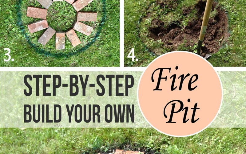 27 Best Diy Firepit Ideas And Designs For 2019 with 10 Awesome Tricks of How to Build Easy Backyard Fire Pit Ideas