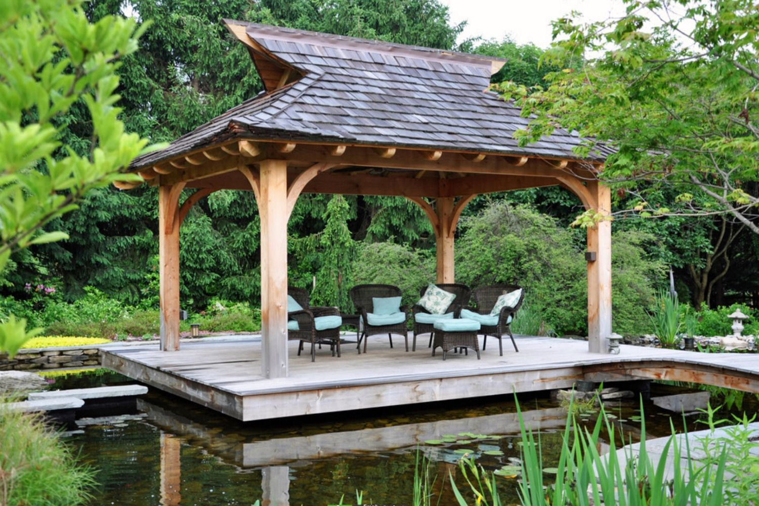 27 Gorgeous Gazebo Design Ideas intended for Gazebo Ideas For Backyard
