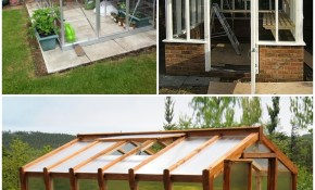 30 Best And Gorgeous Wooden Greenhouse For Home Backyard with Backyard Greenhouse Ideas