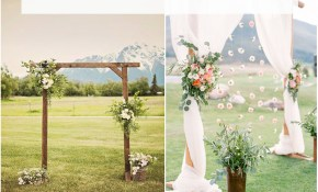 30 Outdoor Wedding Decoration Ideas Wow Your Guests regarding 14 Genius Concepts of How to Makeover Decorating Backyard Wedding
