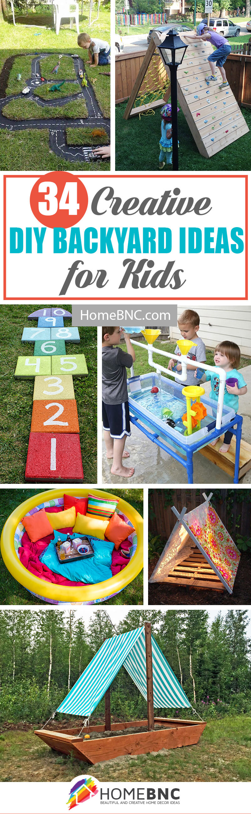 34 Best Diy Backyard Ideas And Designs For Kids In 2019 in 12 Some of the Coolest Initiatives of How to Upgrade Backyard Kid Ideas