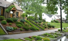 34 Perfect Lakefront Property Landscaping Ideas Perfect within 15 Genius Ideas How to Improve Backyard Hill Landscaping Ideas