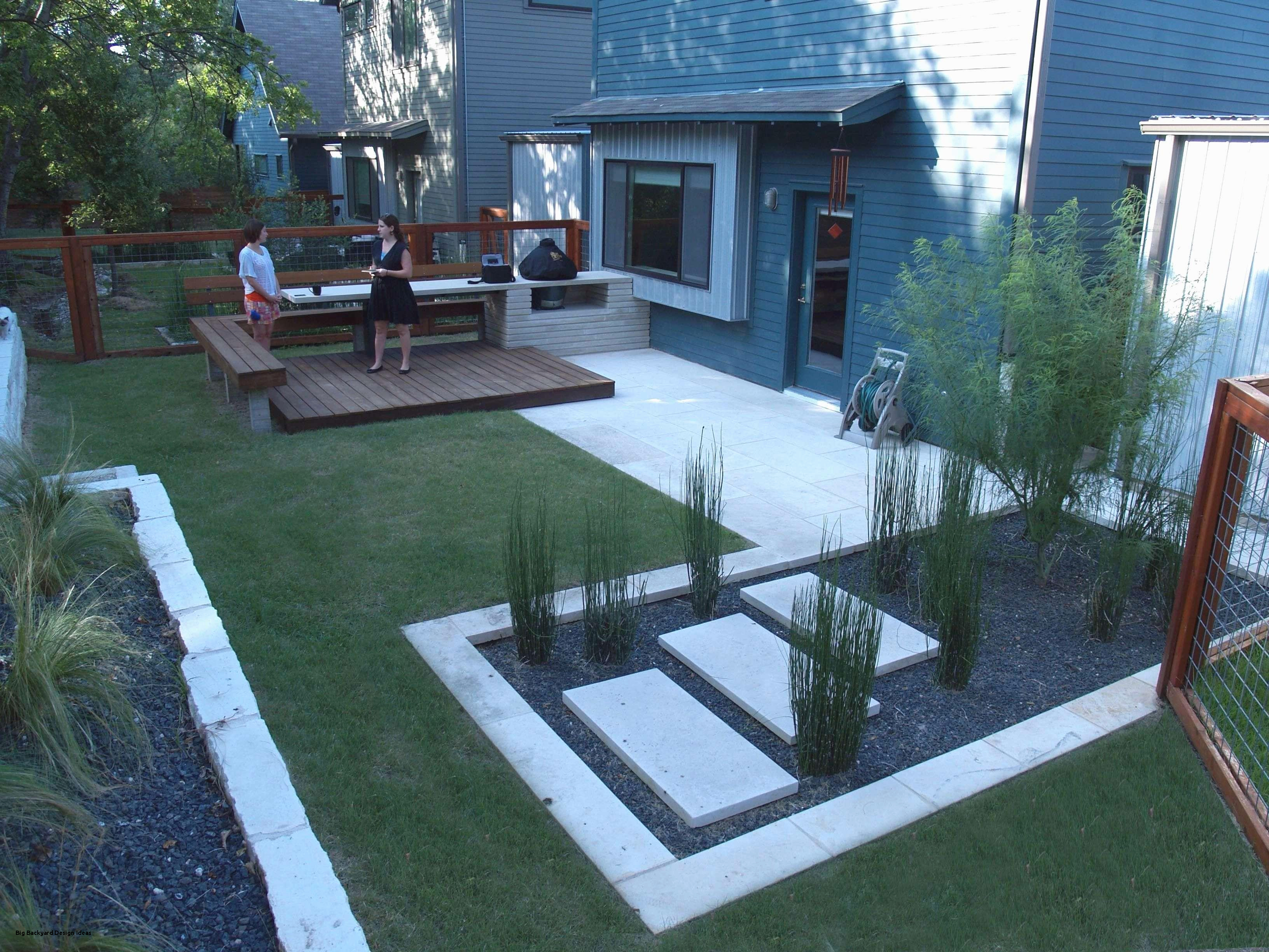 40 Awesome Stock Backyard Landscaping Ideas Best Fence New in Big Backyard Design Ideas
