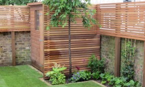 50 Inspired Backyard Privacy Fence Design Ideas Doitdecor inside 13 Clever Concepts of How to Craft Ideas For Privacy In Backyard