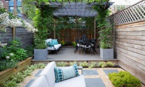 6 Things You Must Know Before Installing A Horizontal Fence with 12 Awesome Concepts of How to Makeover Small Backyard Fence Ideas