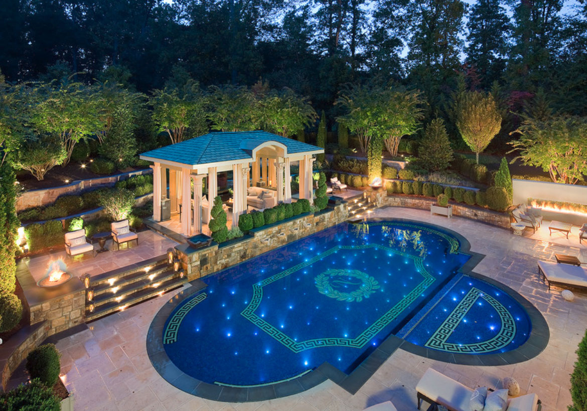 63 Invigorating Backyard Pool Ideas Pool Landscapes Designs Home with regard to Pool Ideas For Backyards