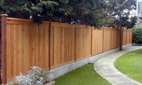 70 Wooden Privacy Fence Backyard Design Landscaping Ideas throughout Fencing A Backyard