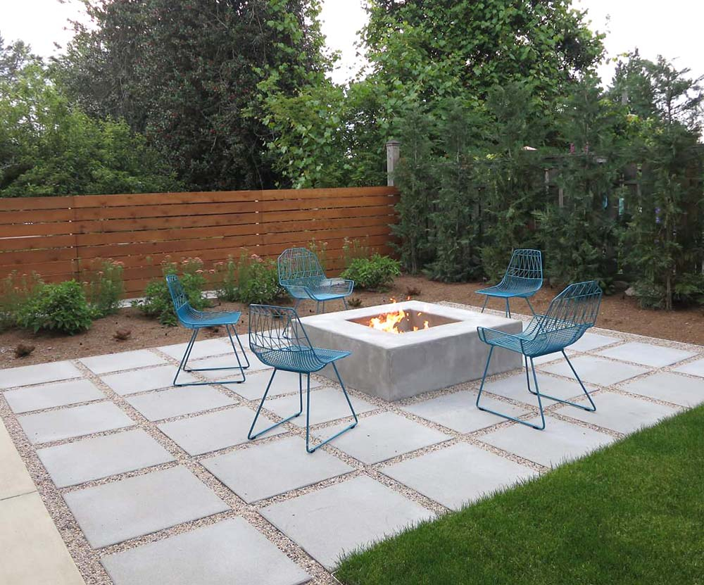 9 Diy Cool Creative Patio Flooring Ideas The Garden Glove pertaining to Backyard Patios Ideas