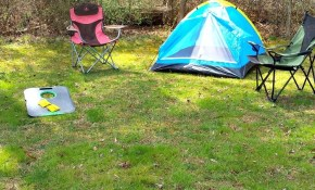 Backyard Camping Fun For The Whole Family Reuse Grow Enjoy with regard to Backyard Camping Ideas