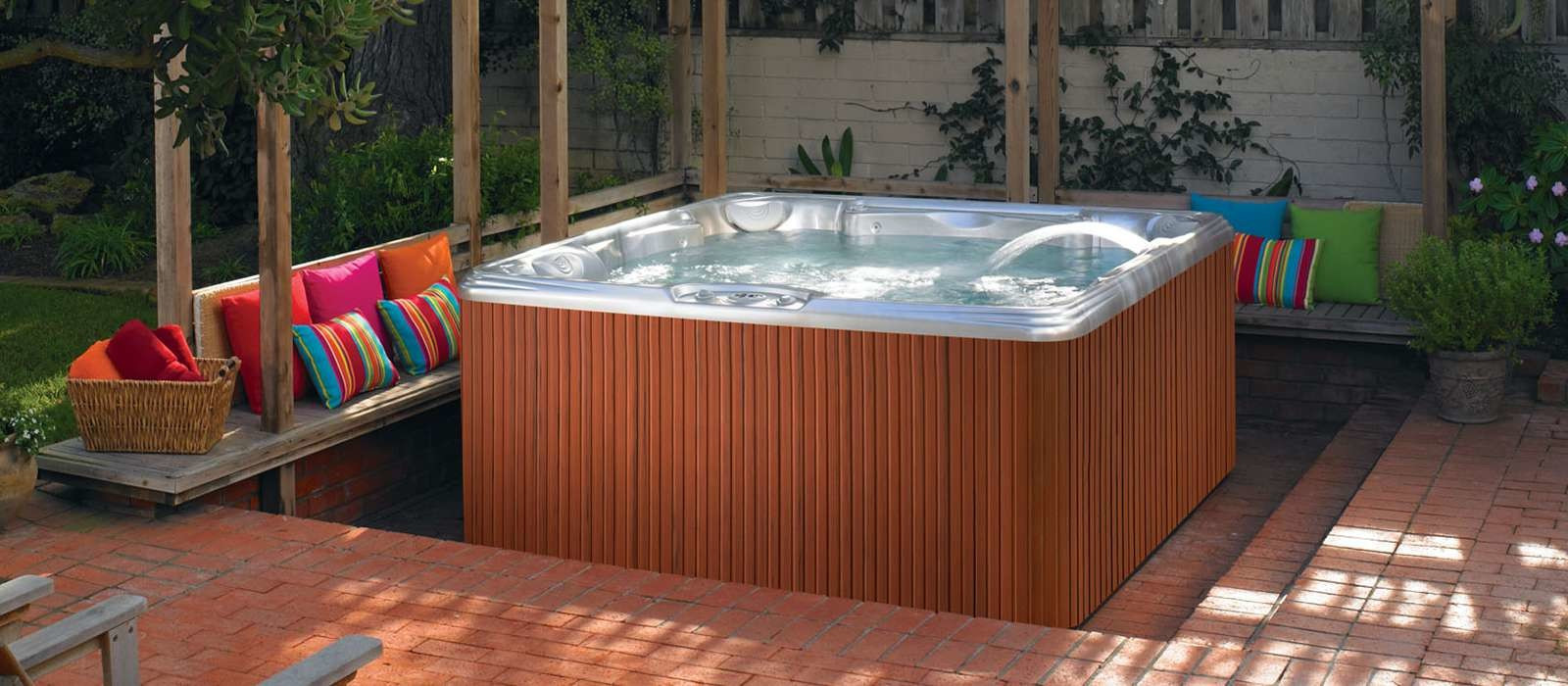 Backyard Hot Tub Ideas Installation Landscaping intended for 15 Genius Ways How to Improve Backyard Hot Tub Ideas