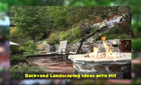 Backyard Landscaping Ideas With Hill with 15 Genius Ideas How to Improve Backyard Hill Landscaping Ideas