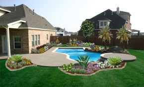Backyard Plans Designs Simple Arizona Design Fort Landscaping intended for Arizona Backyard Landscape Design