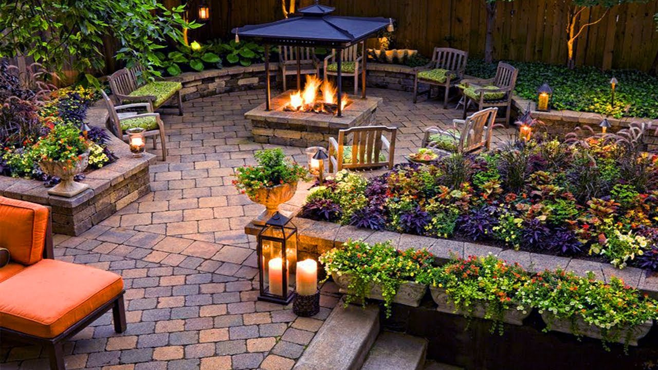 Beautiful Garden Design Ideas Without Grass Grass Free with Backyard Ideas Without Grass