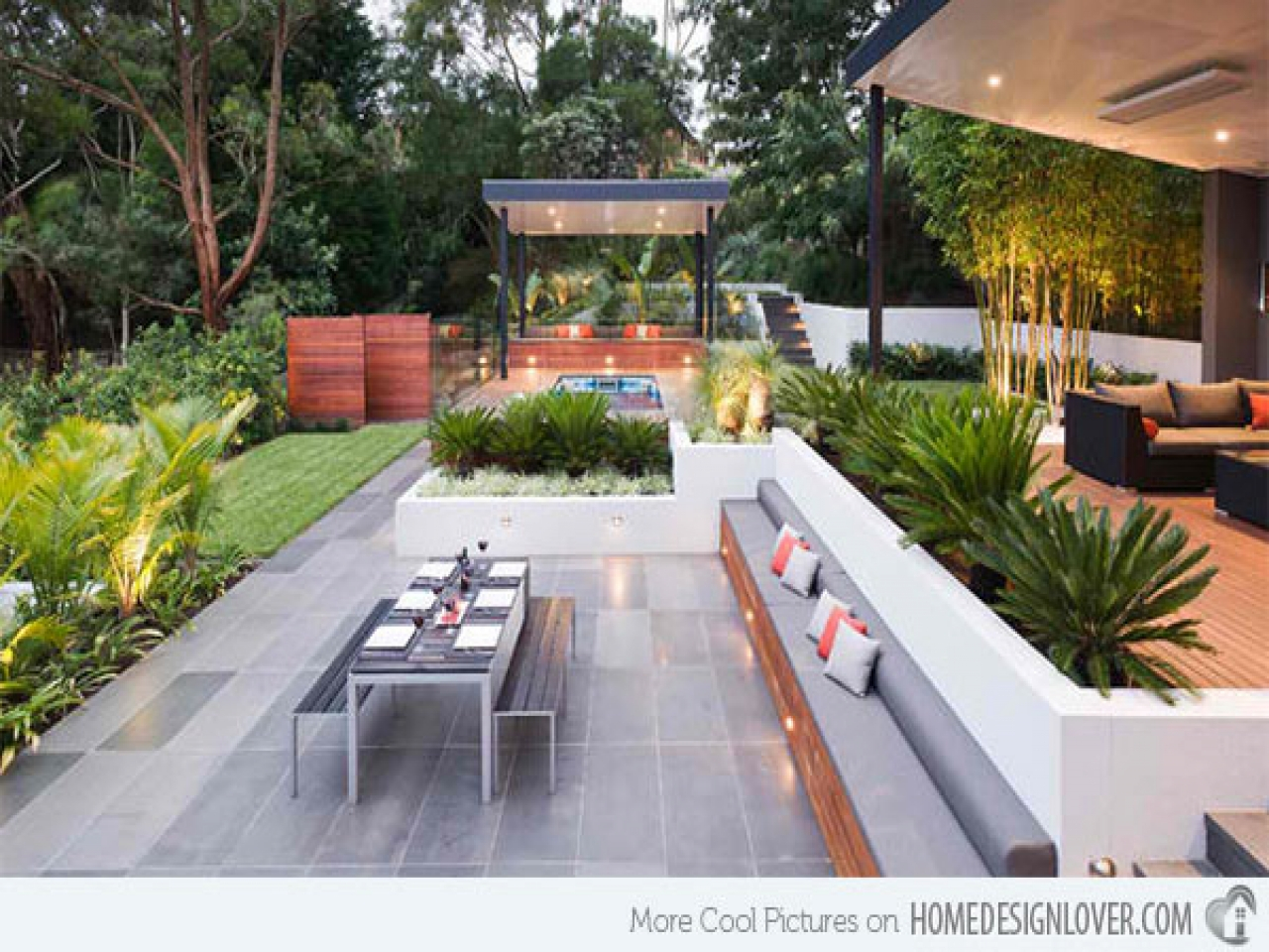 Best Top Gallery Of Modern Backyard Ideas Daighter Magazine Photos regarding 15 Awesome Concepts of How to Make Modern Backyard Design Ideas