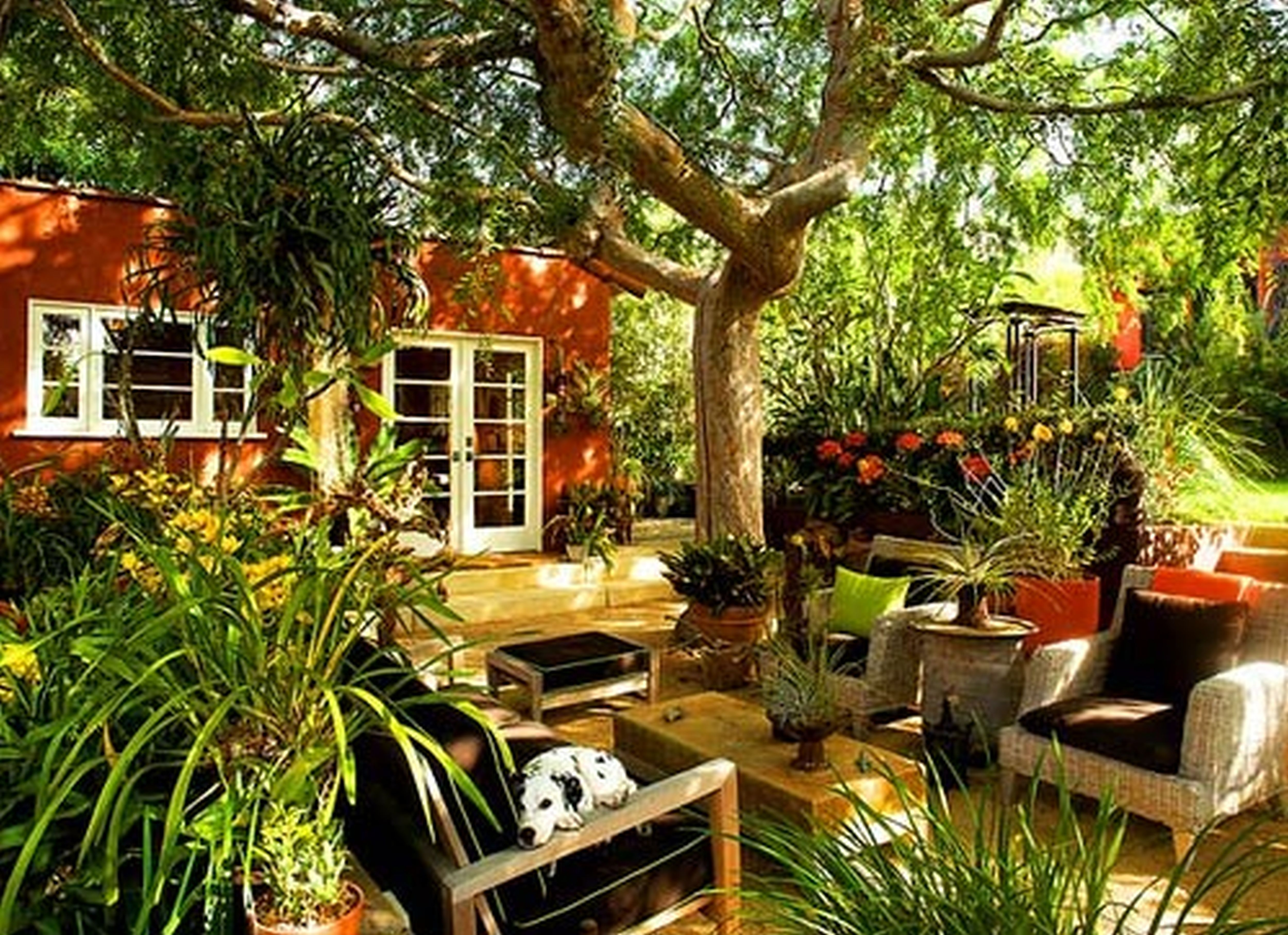Best Unique Nice Backyard Ideas View Small Backyards Big for Nice Backyard Ideas