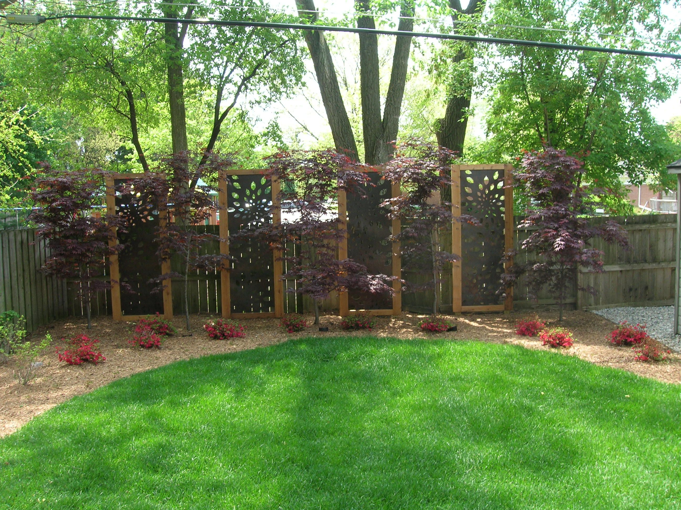 Breathtaking Landscaping Ideas For With Backyard Privacy throughout 11 Clever Initiatives of How to Build Landscaping Ideas For Backyard Privacy