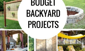Budget Diy Backyard Projects To Do This Weekend Princess Pinky Girl inside 11 Some of the Coolest Ways How to Makeover How To Do Backyard Landscaping