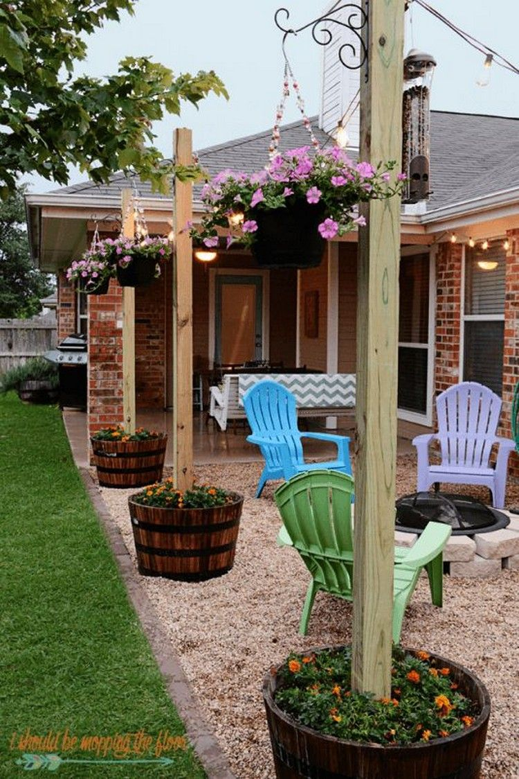 Cheap And Easy Diy Home Decor Projects Get Outside Garden intended for 14 Smart Initiatives of How to Make Affordable Backyard Ideas