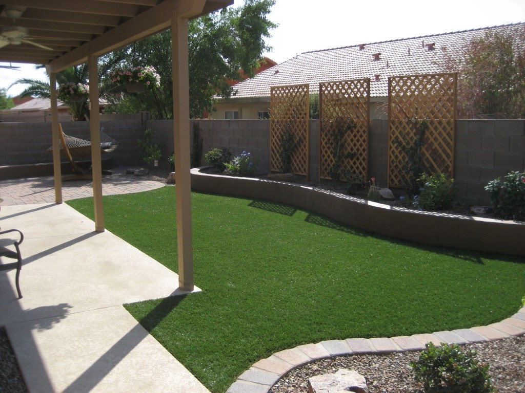Cheap Backyard L Good Small Backyard Landscaping Ideas On A for Small Backyard Ideas On A Budget