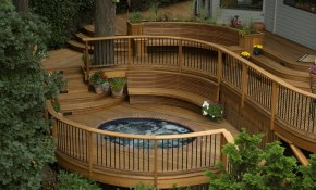 Deck Ideas Designs Pictures Photogallery Decks within 11 Smart Designs of How to Craft Deck Backyard Ideas