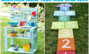 Diy Creative Ideas For Your Backyard Kids Activities Fun throughout 13 Some of the Coolest Designs of How to Craft Backyard Fun Ideas For Kids