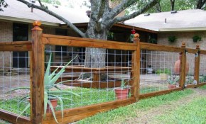 Dog Fence Diy Backyard Ideas Stonerockery intended for Backyard Dog Fence