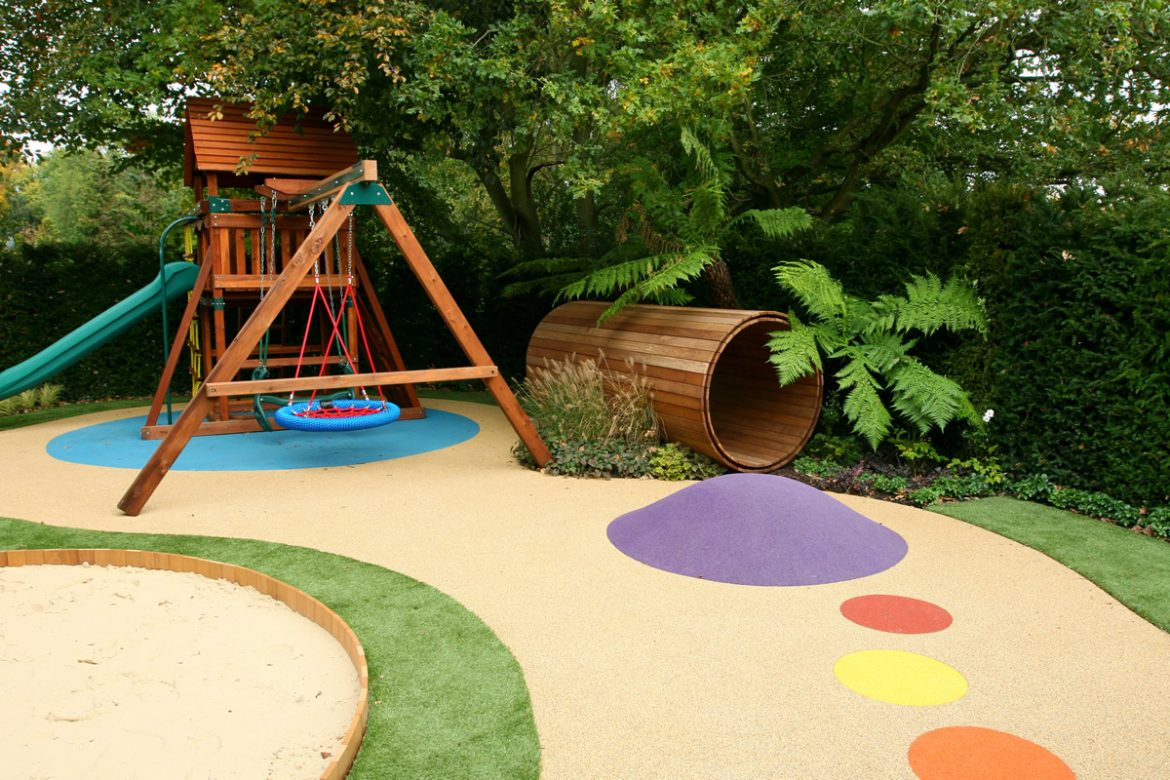 Etikaprojects Do It Yourself Project in Small Backyard Playground Ideas