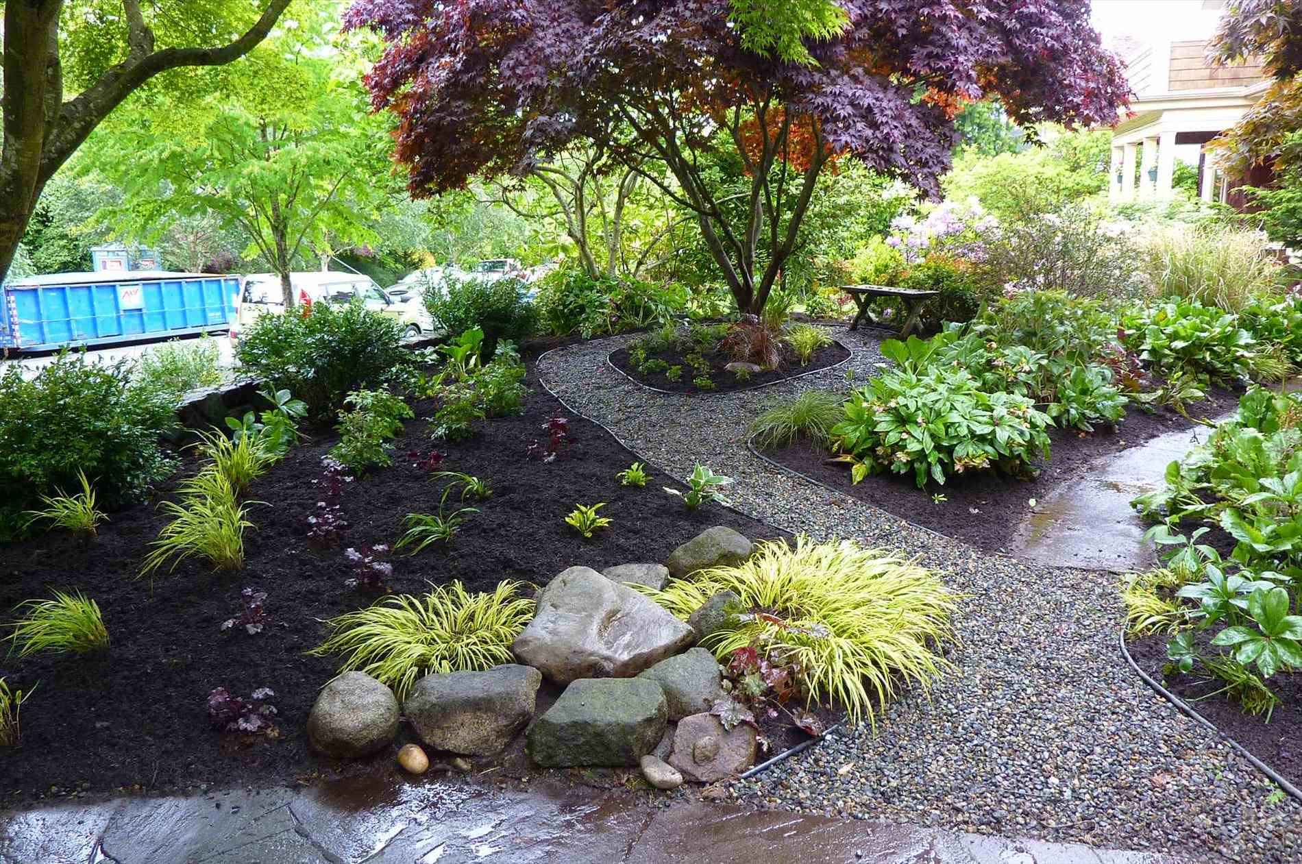 Excellent Shaded Backyard Ideas Shady Front Yard Landscaping Ideas for Shaded Backyard Ideas