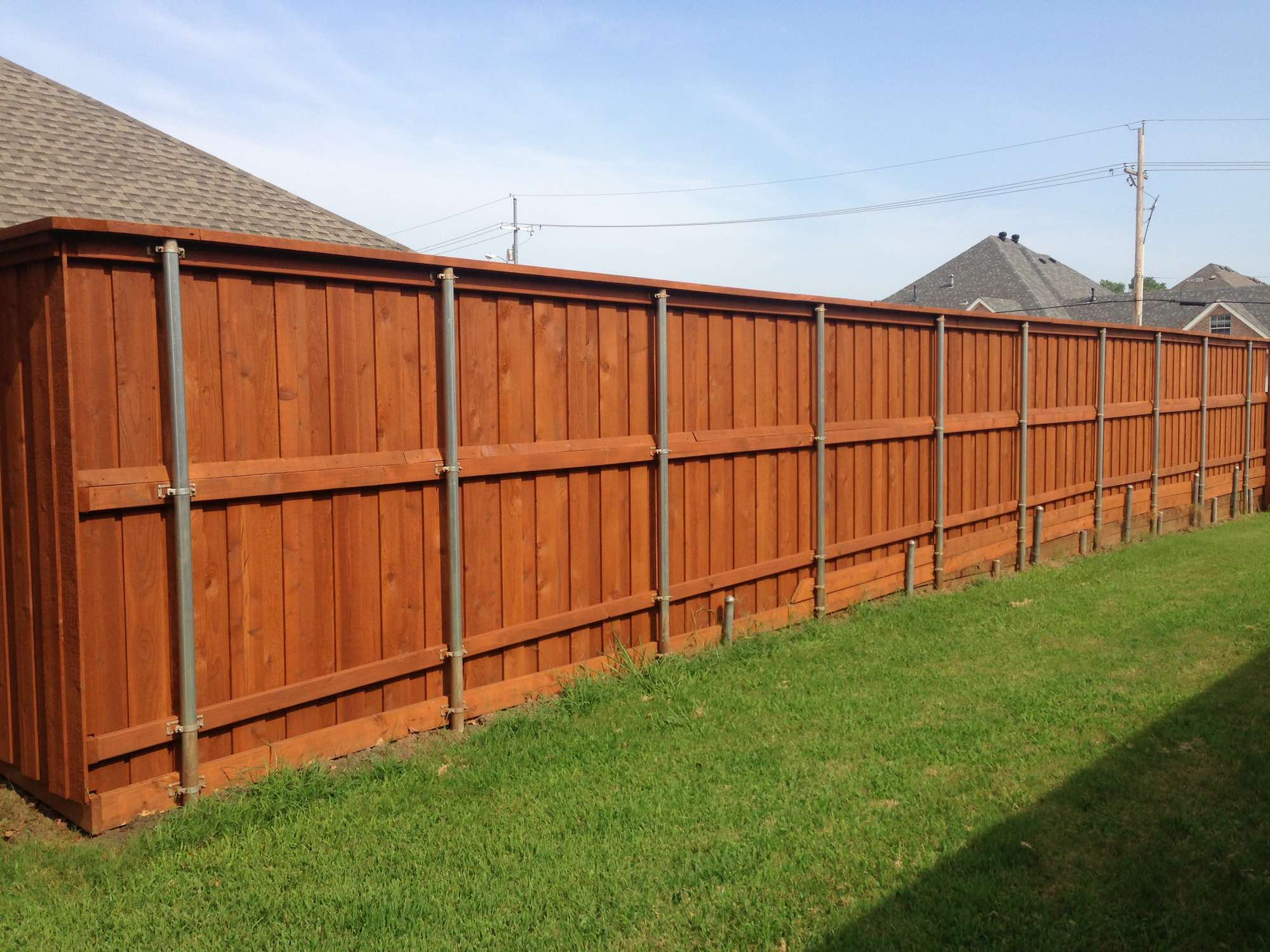 Fence Restoration Stain Repair Plano Sealant Specialists regarding 15 Clever Ways How to Upgrade Backyard Fence Repair