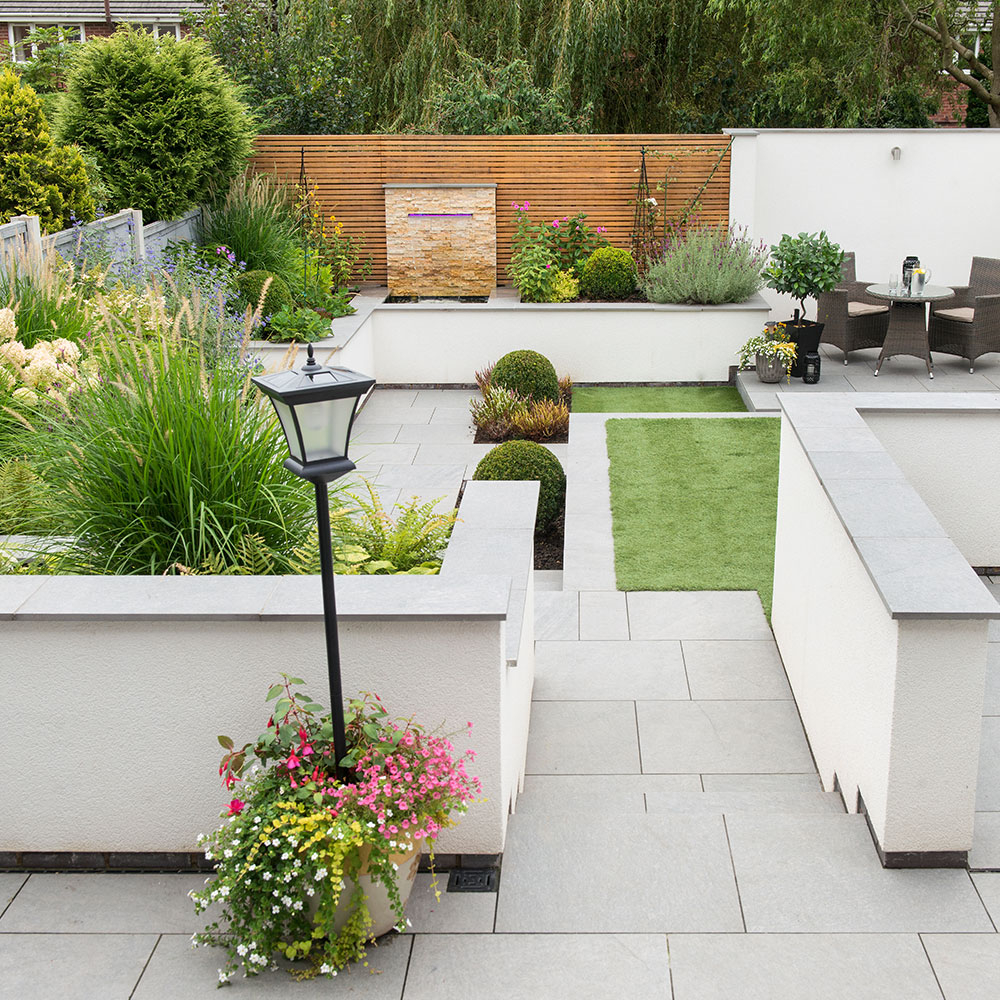 Garden Landscaping Ideas How To Plan And Create Your Perfect Garden pertaining to How To Do Backyard Landscaping