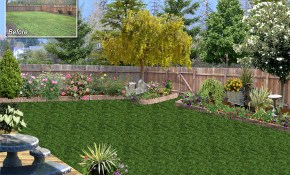 Home Landscaping Software Ideas pertaining to 13 Awesome Concepts of How to Build Backyard Landscape Design Ideas Pictures