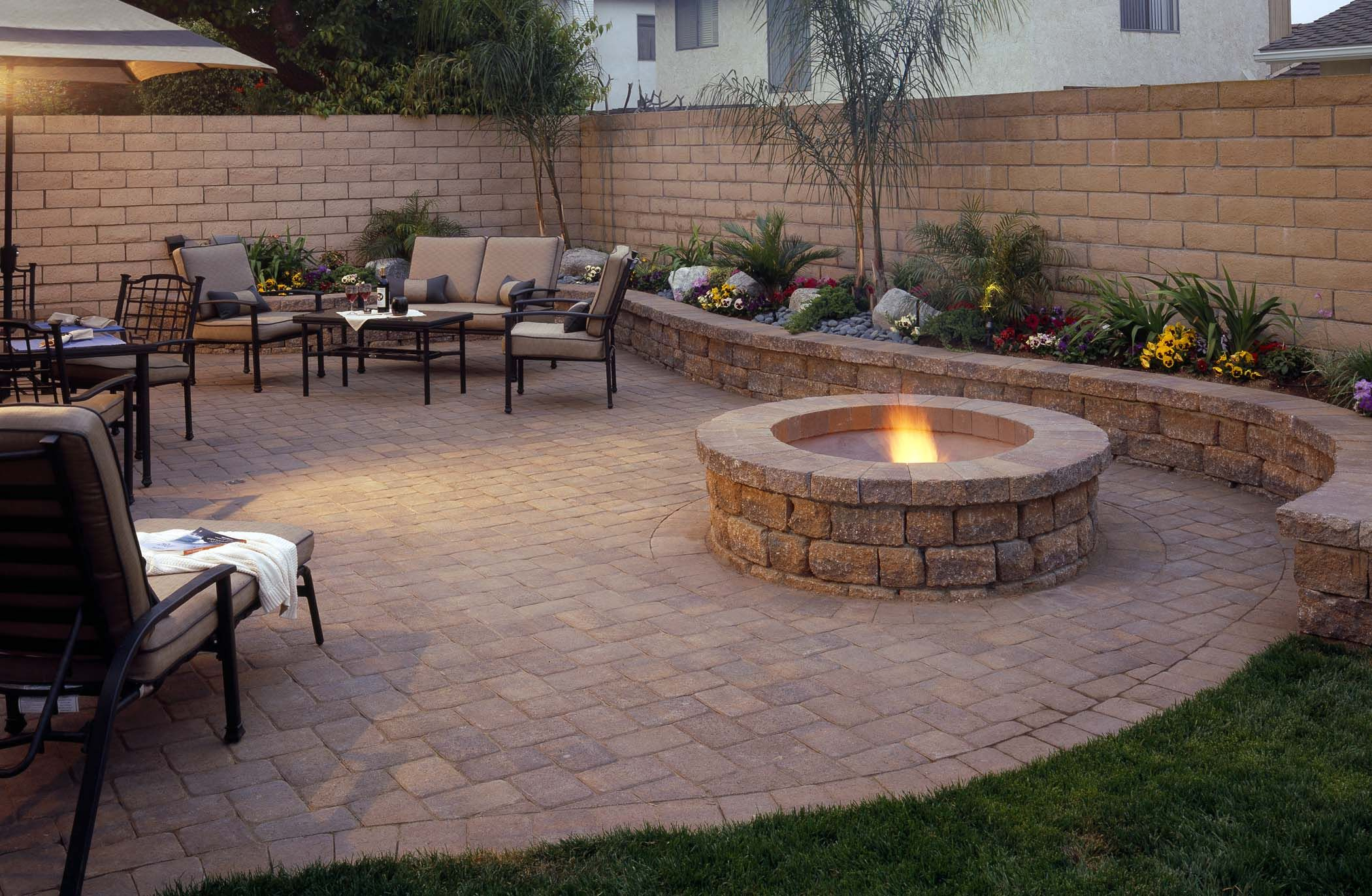 How To Install Best Backyard Paver Patio Ideas Design Idea with regard to 10 Smart Tricks of How to Build Backyard Paver Ideas
