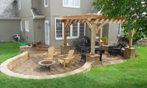 Kitchen Backyard Patio Design Ideas Design Idea And Decor Create throughout Backyard Patios Ideas