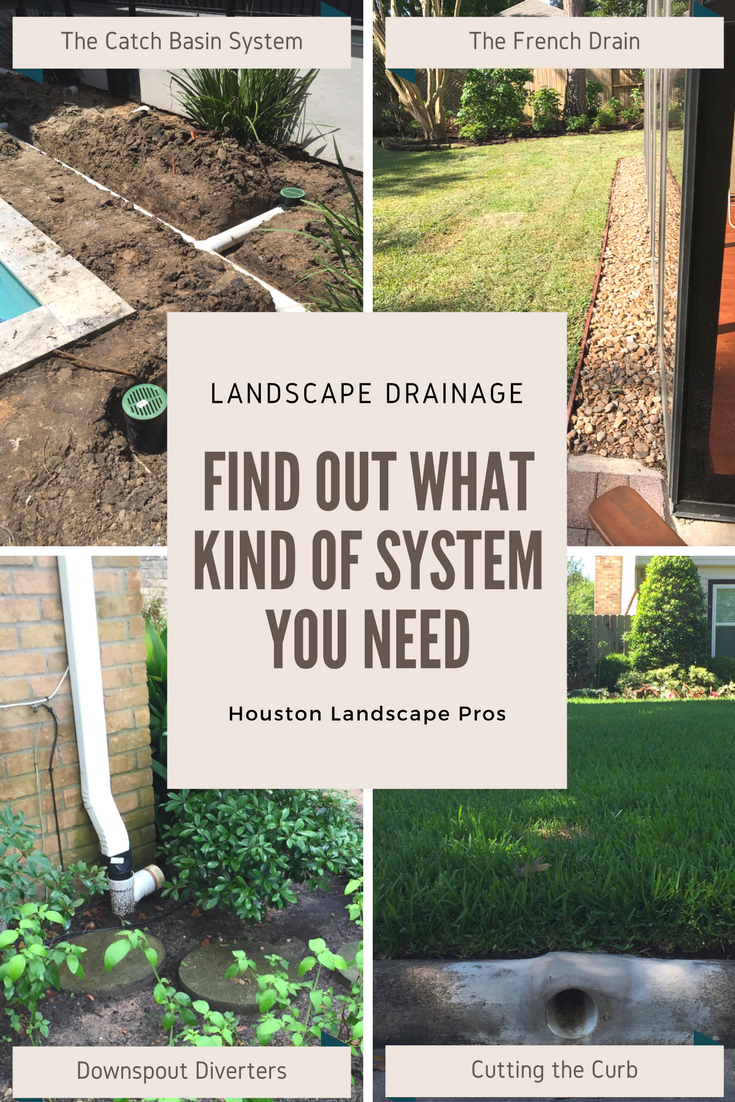 Landscape Drainage Solutions In This Page We Provide Short inside 11 Some of the Coolest Initiatives of How to Makeover Backyard Drainage Ideas