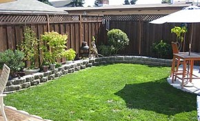 Landscaping Ideas For Backyard On A Budget Sard Info pertaining to How To Landscape A Backyard On A Budget