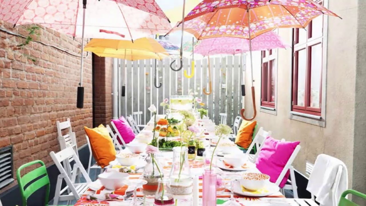 Modern Backyard Backyard Party Decoration Ideas For Adults Small Backyard Ideas intended for 11 Smart Ideas How to Make Decorating Ideas For Backyard Party