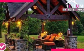 Must Watch 50 Beautiful Backyard Gazebo Ideas That Refresh Your Space Helium regarding 13 Awesome Concepts of How to Build Gazebo Ideas For Backyard