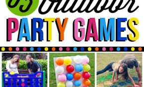 Outdoor Games For Entire Family The Dating Divas for Backyard Water Party Ideas