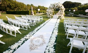 Outdoor Wedding Ideas Tips From The Experts Inside Weddings inside 11 Clever Tricks of How to Build Small Backyard Wedding Ceremony Ideas