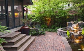 Paver Patio Ideas Stone Patio Ideas Houselogic throughout Backyard Paver Ideas