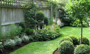 Pin Cyndie Duhan On Landscaping Formal Gardens for 11 Clever Initiatives of How to Build Landscaping Ideas For Backyard Privacy