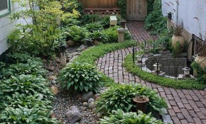 Privacy Design For Small Yards Garden Design Home Garden Design within 13 Smart Tricks of How to Build Backyard Landscaping For Small Yards
