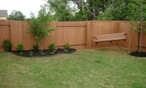 Simple Fencing Ideas For Your Backyard Garden Suites in Small Backyard Fence Ideas