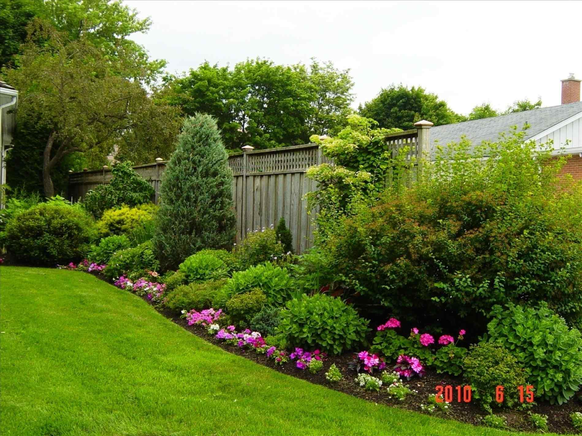 Small Backyard Landscaping Ideas With Landscaping For inside Privacy Backyard Ideas