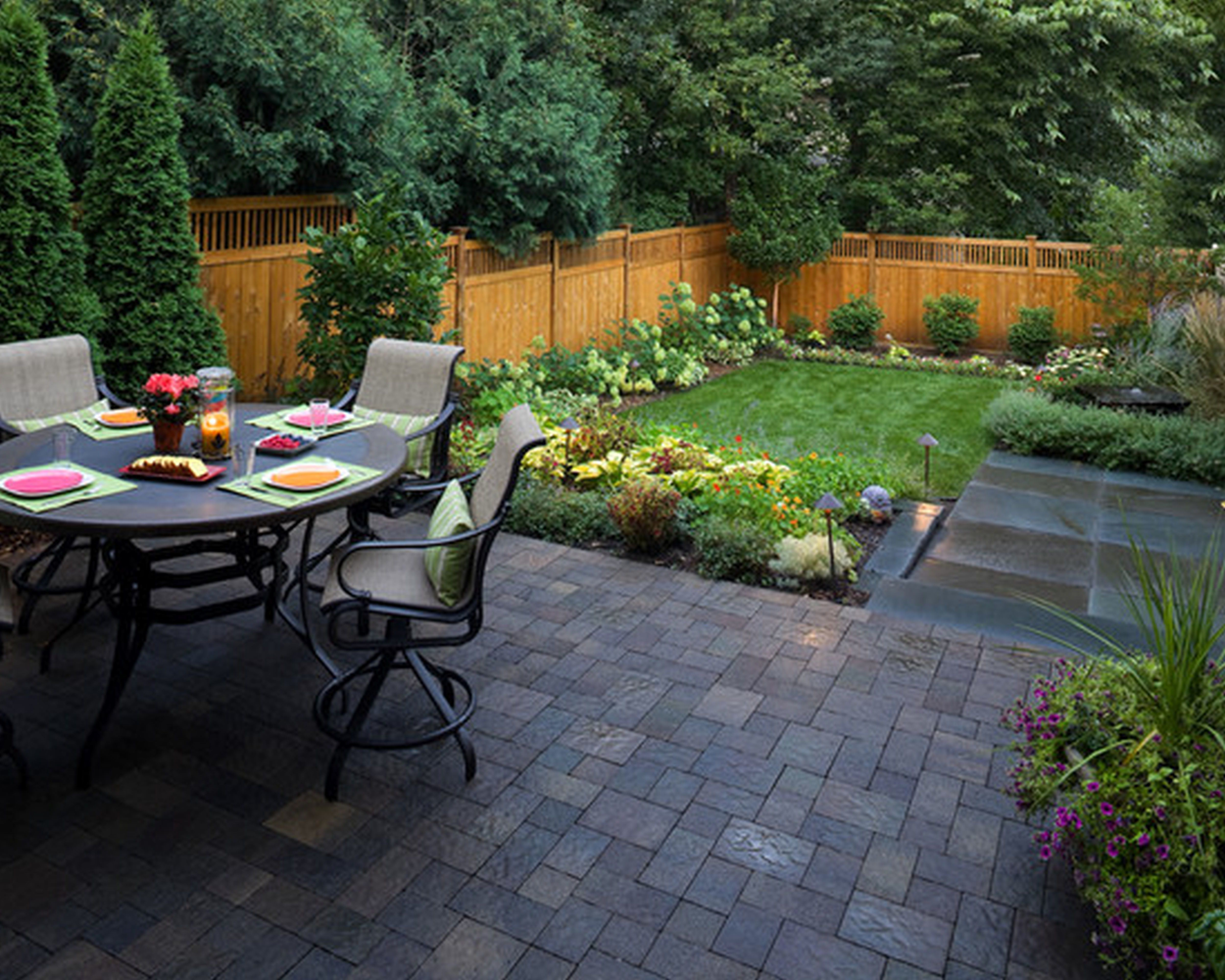 Small Backyard Landscaping Ideas With Pool Iwms Landscaping Ideas inside Landscaping Ideas For Small Backyards