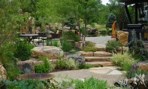 Start Planning Your Landscaping Projects Now Heres How The inside How To Do Backyard Landscaping