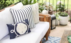 Summer Decorating Porch And Patio Ideas Video For Stylish for Backyard Patio Decorating Ideas