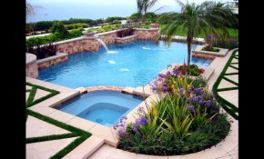 Swimming Pool Landscaping Ideas For Backyard with 15 Genius Tricks of How to Craft Backyard Pool Landscaping