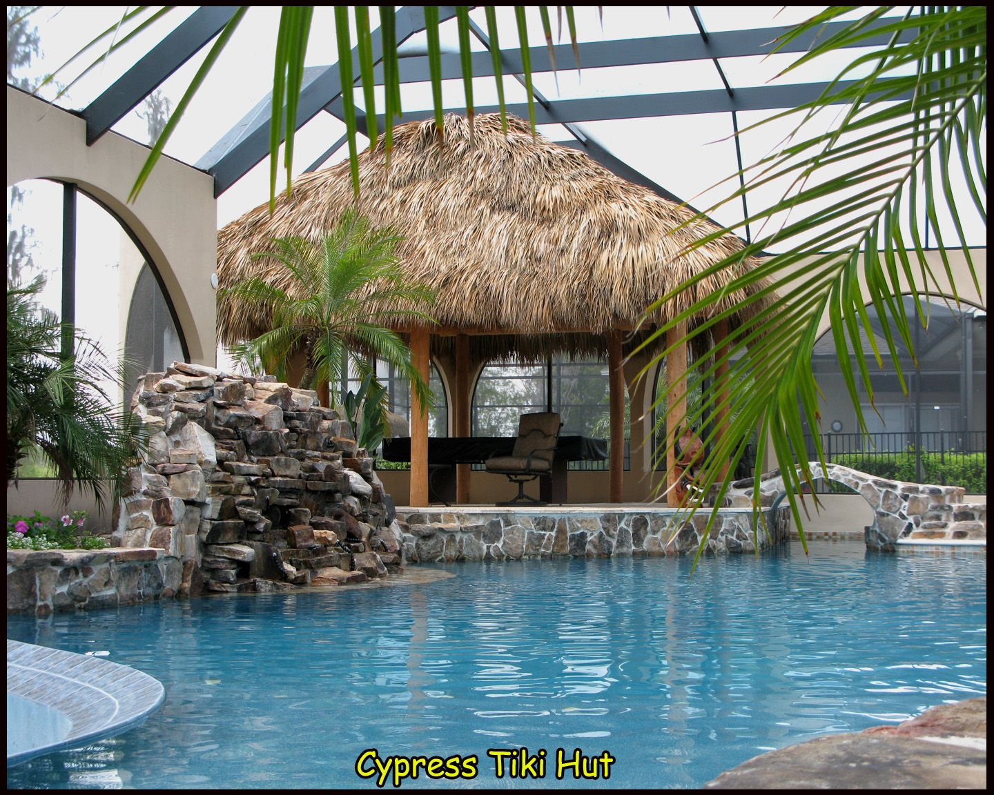 11 Some of the Coolest Ways How to Build Backyard Tiki Hut ...
