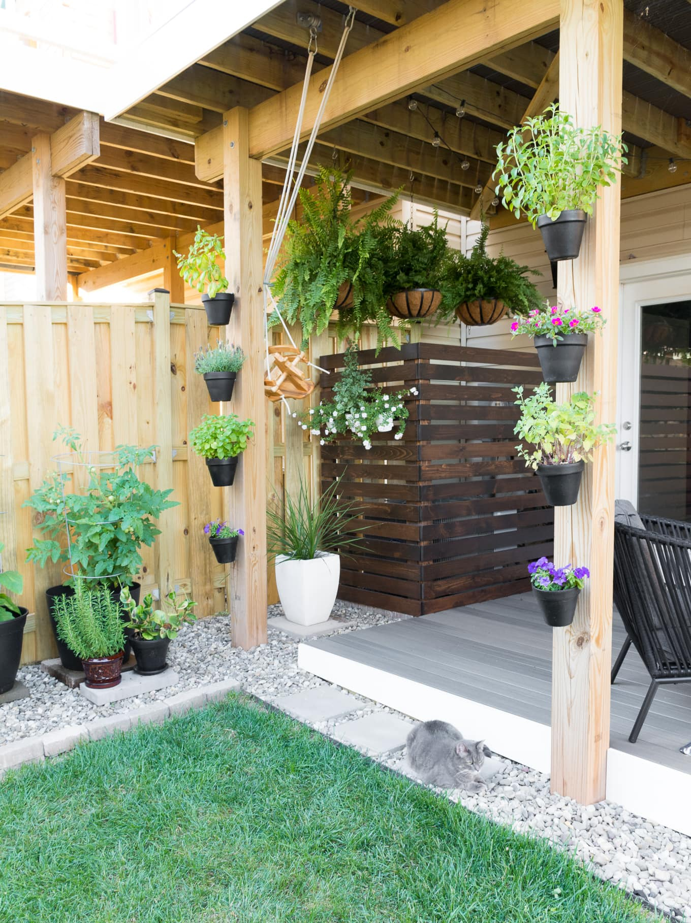 Tiny Backyard Ideas An Update On My Tiny Backyard Garden for 12 Smart Ways How to Improve Backyard Landscaping DIY